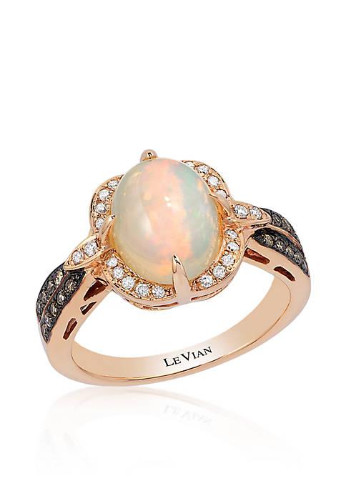 Le Vian® Neopolitan Opal, Chocolate Diamonds, and Vanilla