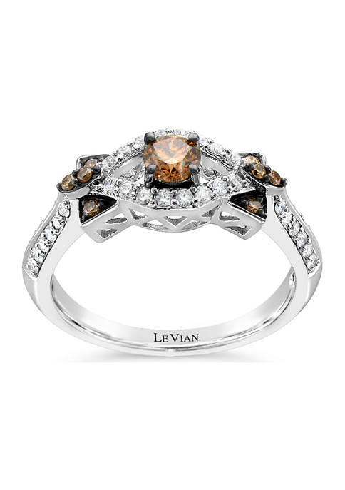 Le Vian® Chocolatier® Ring with 1/2 ct. t.w.