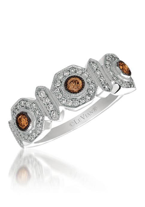 Le Vian® Chocolatier® Ring featuring 1/6 ct. t.w.