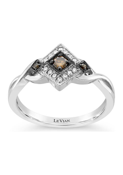 Le Vian® Chocolatier® Ring with 1/6 ct. t.w.