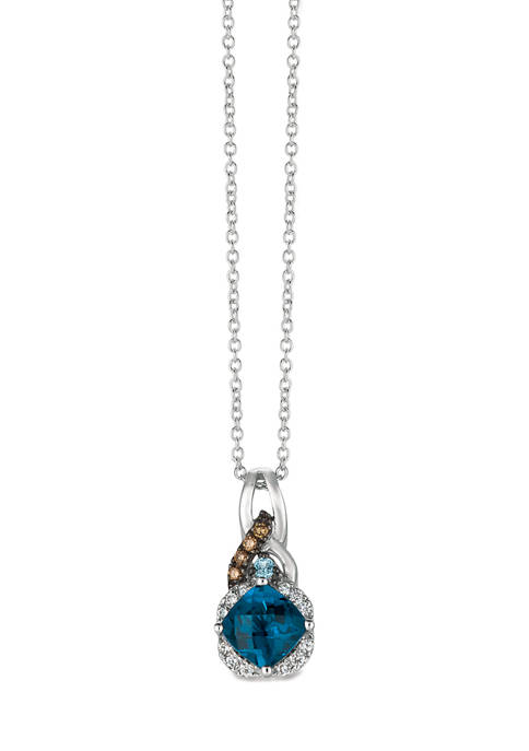 Le Vian® Chocolatier® Pendant Necklace with 7/8 ct.