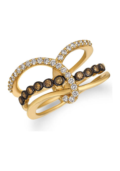 Le Vian® Chocolatier® Ring with 5/8 ct. t.w.