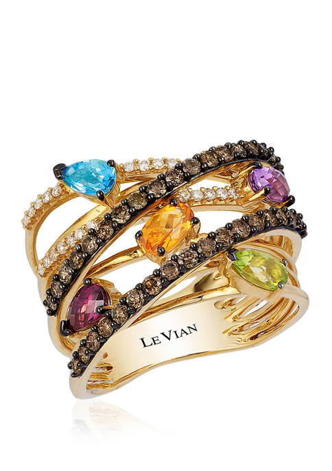 Le Vian® 1/10 ct. t.w. Vanilla Diamond, 3/5