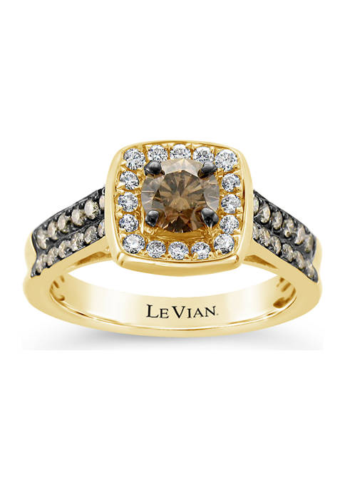 Le Vian® Bridal Ring with 1.20 ct. t.w.
