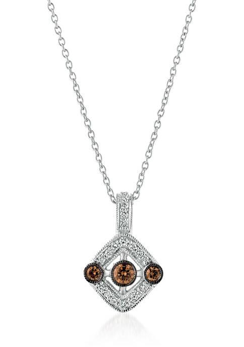 Le Vian® 1/4 ct. t.w. Diamond Pendant Necklace