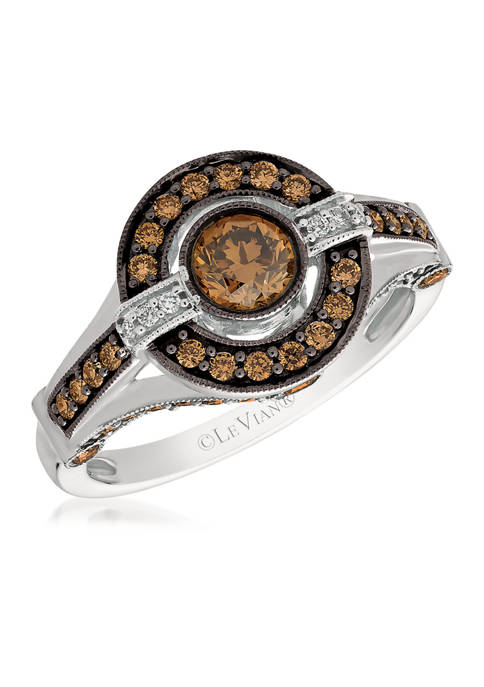 Le Vian® Chocolatier® Ring featuring 1/4 ct. t.w.
