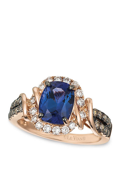 Le Vian® 2 ct. t.w. Blueberry Tanzanite®, 1/3