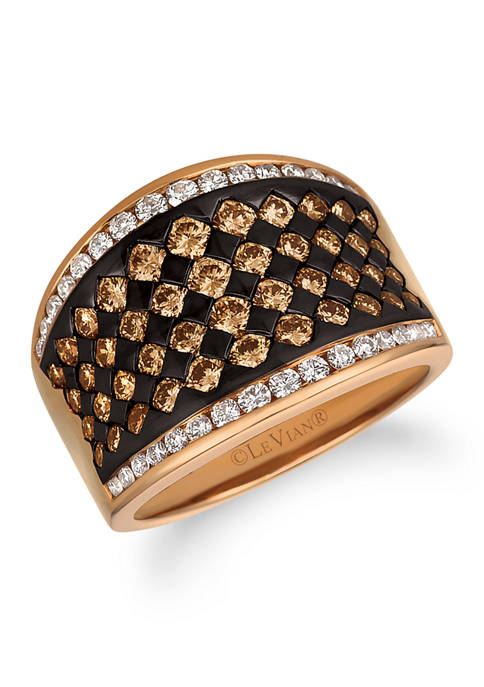 Le Vian® Chocolatier® Ring featuring 1.5 ct. t.w.