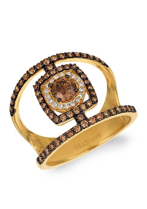 Le Vian® 1.13 ct. t.w. Diamond Ring in