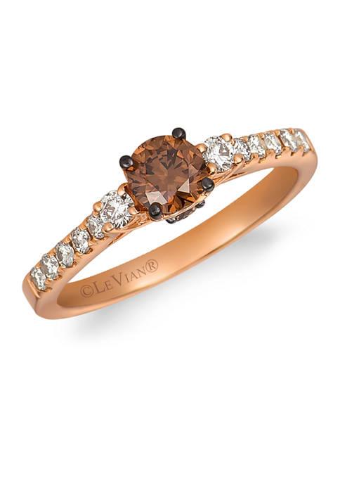 Le Vian® 1/2 ct. t.w. Chocolate Diamonds® and