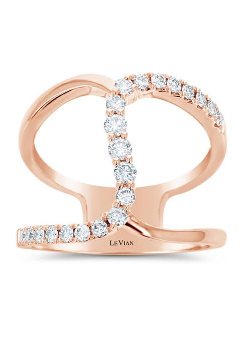 Le Vian® 1/2 ct. t.w. Nude Diamonds™ Ring