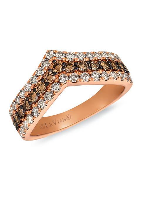 Le Vian® 1/2 ct. t.w. Chocolate Diamonds® and