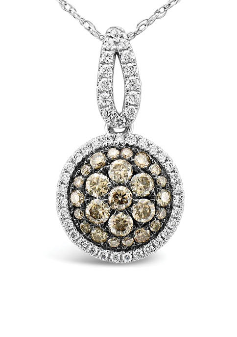 Le Vian® Chocolatier® Pendant Necklace with 1/2 ct.