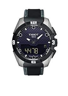 Men's T-Touch Expert Solar Titanium Watch