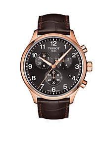 Men's Stainless Steel Chrono XL Classic Watch