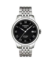 Le Locle Men's Black Automatic Classic Watch