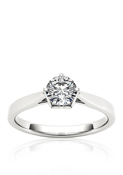 Belk & Co. 1/2 ct. t.w. Round Cut