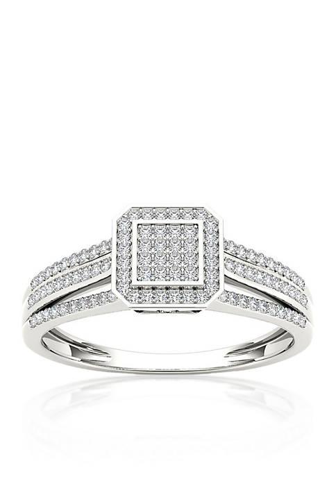 Belk & Co. 1/4 ct. t.w. Diamond Promise