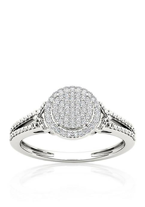 Belk & Co. 1/6 ct. t.w. Diamond Promise