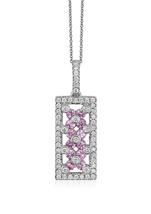 Le Vian® 3/4 ct. t.w. Bubblegum Pink Sapphires™