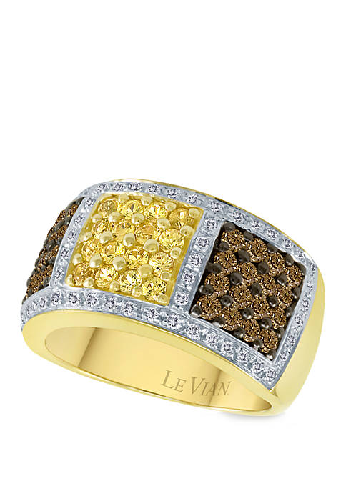 Le Vian® 1/2 ct. t.w. Sunny Yellow Sapphires™,