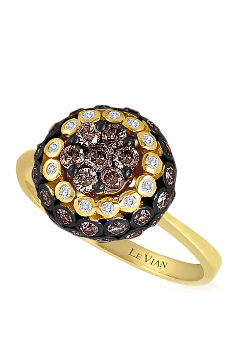Le Vian® 7/8 ct. t.w. Chocolatier® Chocolate Diamonds®