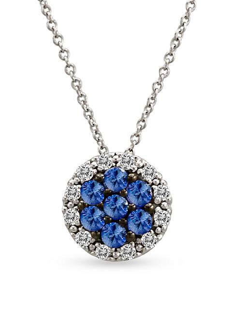 Le Vian® Le Vian Cornflower Ceylon Sapphire and