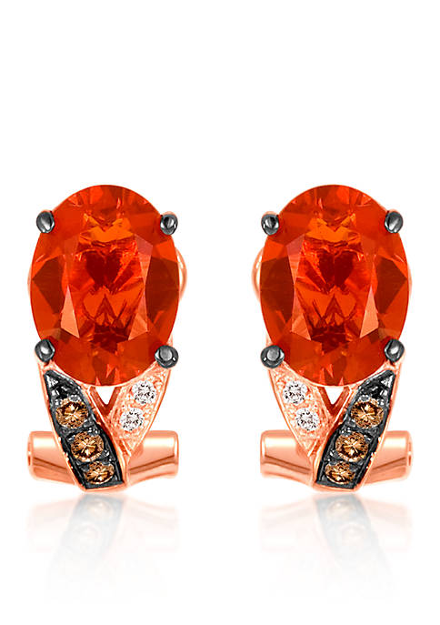 Le Vian® 14k Strawberry Gold® Neon Tangerine Fire