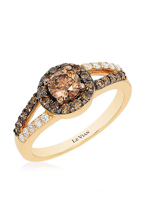 Le Vian® Chocolatier® 3/4 ct. t.w. Chocolate Diamonds®