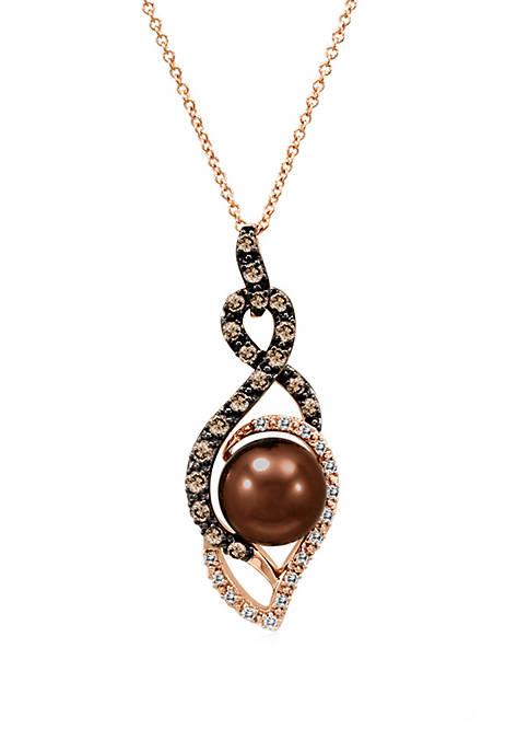 Le Vian® Chocolate Pearl®, 1/10 ct. t.w. Vanilla