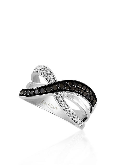 Le Vian® Blackberry Diamond® and Vanilla Diamond® Band