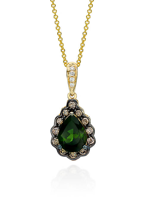 Le Vian® 14k Honey Gold™ Hunters Green Tourmaline™,
