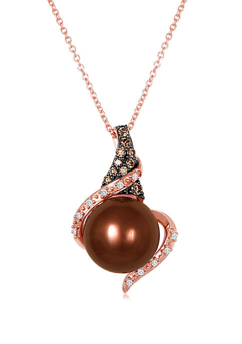 Le Vian® Chocolate Pearls®, 1/10 ct. t.w. Vanilla