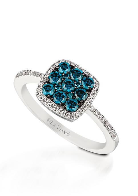 Le Vian® Blueberry Diamond® and Vanilla Diamond®