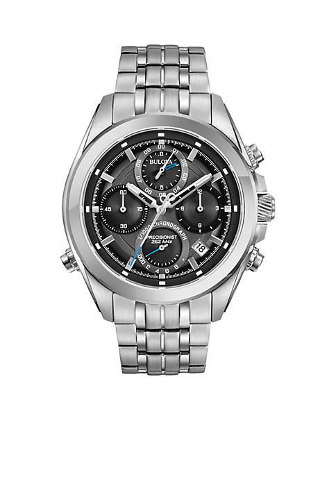 Bulova Mens Precisionist Chronograph Watch