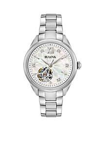 Women's Diamond Automatic Watch