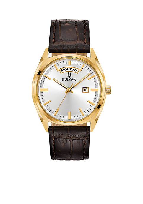 Bulova Mens Classic Dress Watch