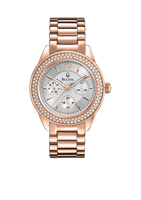 Bulova Womens Bracelet Watch