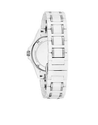 bc08f670d3dd Bulova Womens Marine Star Diamond Watch Bulova Womens Marine Star Diamond  Watch ...