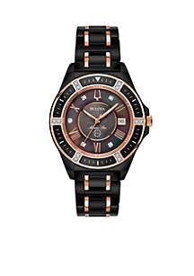 Women's Marine Star Diamond Watch