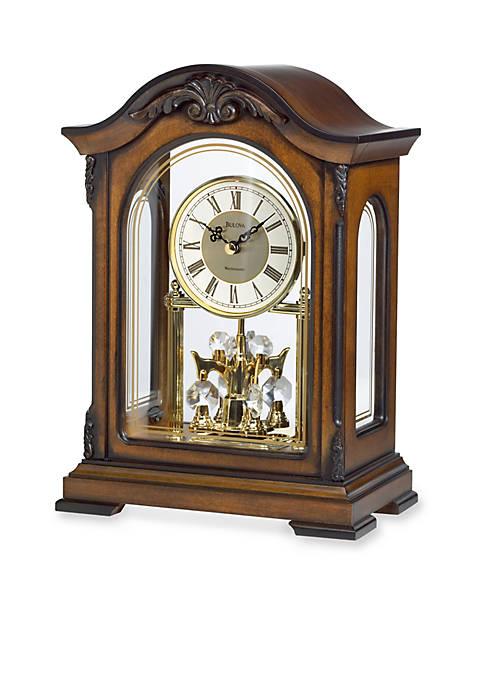 Bulova Durant Old World Clock