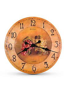 Bulova Whittingham Wall Clock