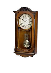 Bulova Cranbrook Wall Chime Clock