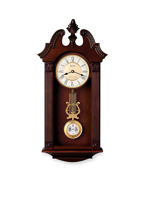 Bulova Ridgedale Wall Chime Clock