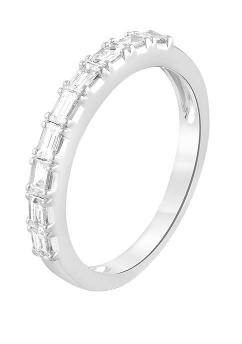 Belk & Co. 1/2 ct. t.w. Baguette-Cut Diamond