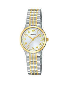 Women's Two-Tone Expansion Watch