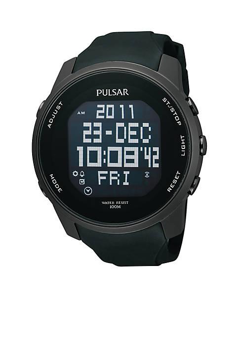 Pulsar Mens Digital Chronograph Watch