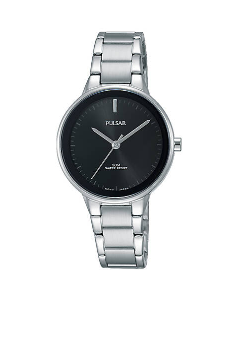 Pulsar Womens Stainless Steel Watch