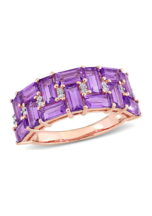 Belk & Co. 2.8 ct. t.w. Amethyst and