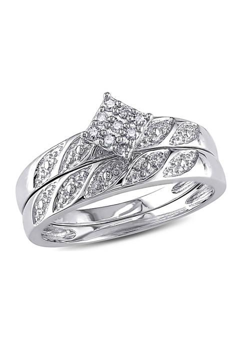 Belk & Co. 1/10 ct. t.w. Diamond Bridal